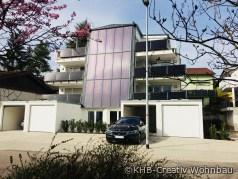 Solar beheizte Wohnungen in Obersulm