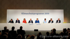 Klimakabinett stellt Klimaschutzprogramm 2030 vor
