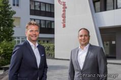 Windhager: neue Doppelspitze