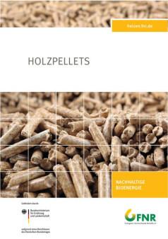 Broschüre Holzpellets