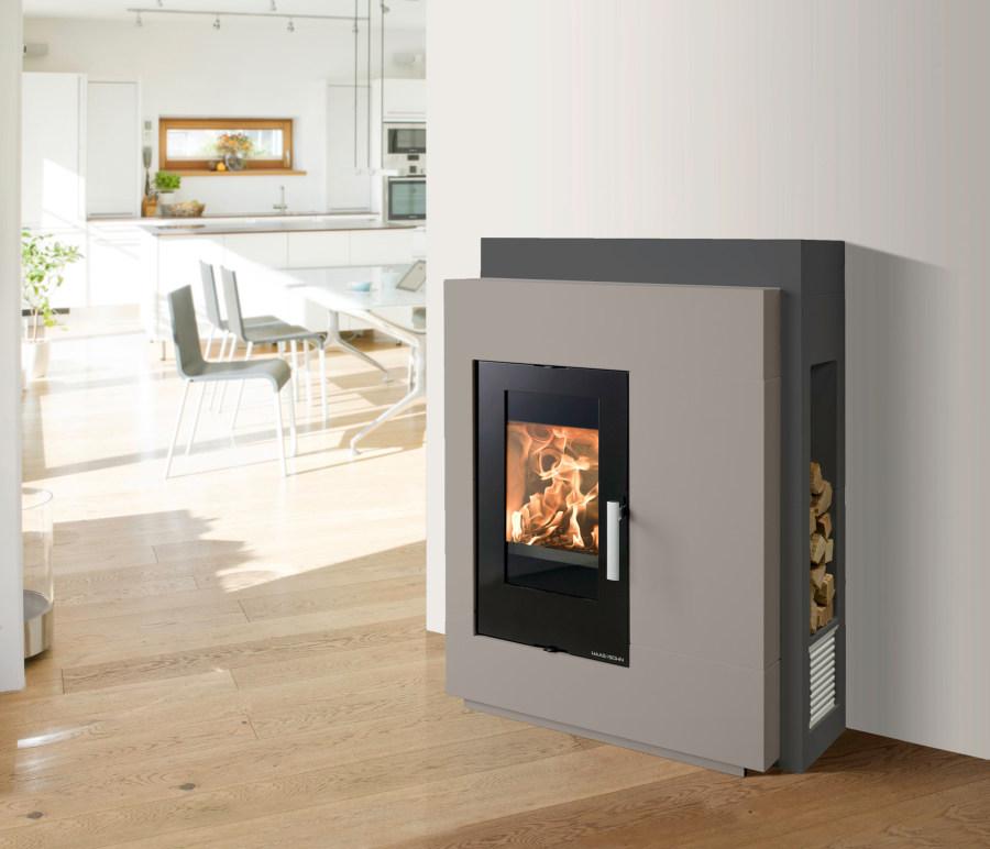 neue kompakte kaminbaus tze pellets news. Black Bedroom Furniture Sets. Home Design Ideas