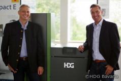 HDG Bavaria-Führungsteam
