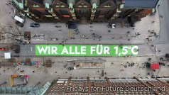 Fridays for Future-Aktion