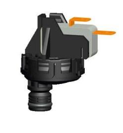 Bitron Hvac Systems  Pressostato per alta pressione