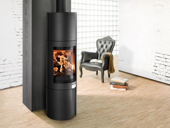 haas sohn kaminofen kalius rlu. Black Bedroom Furniture Sets. Home Design Ideas