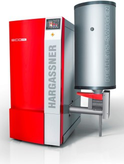 Hargassner Eco-PK 70 - 120kW