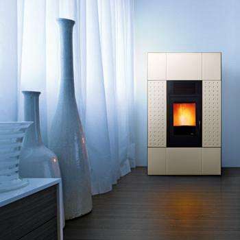Casa moderna roma italy termostufe a pellet usate - Termostufe a legna usate ...