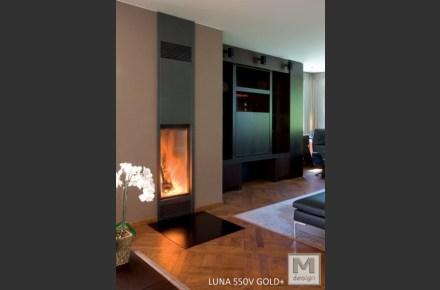 Mdesign Luna 550V Gold+