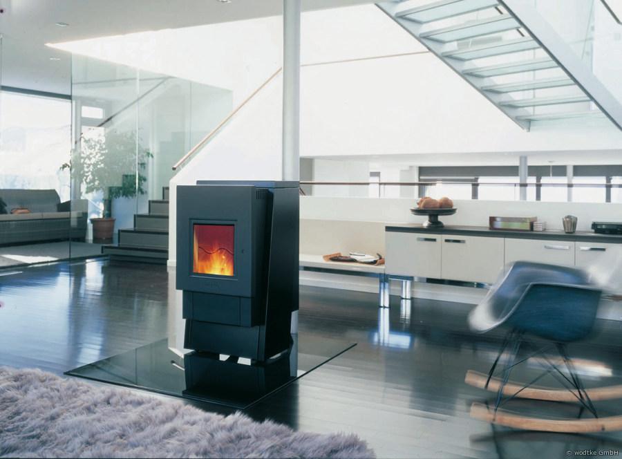 wodtke smart water pelletofen. Black Bedroom Furniture Sets. Home Design Ideas