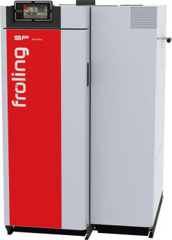 Fröling SP Dual 22-40 kW