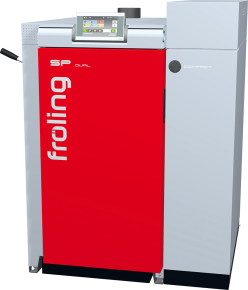 Fröling SP Dual compact 15 - 20 kW