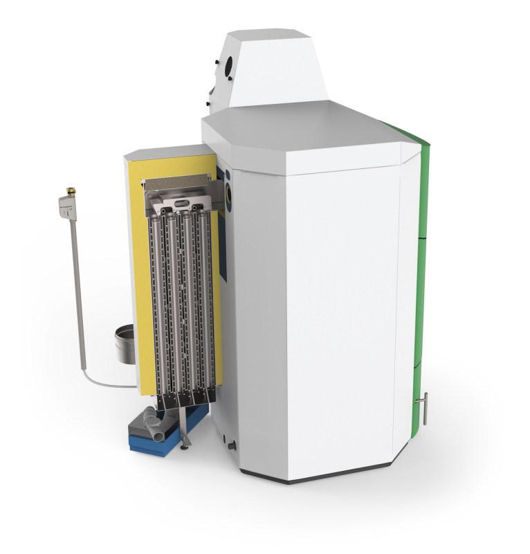 Pellet boiler and heating systems pellet heating boiler for Home heating systems